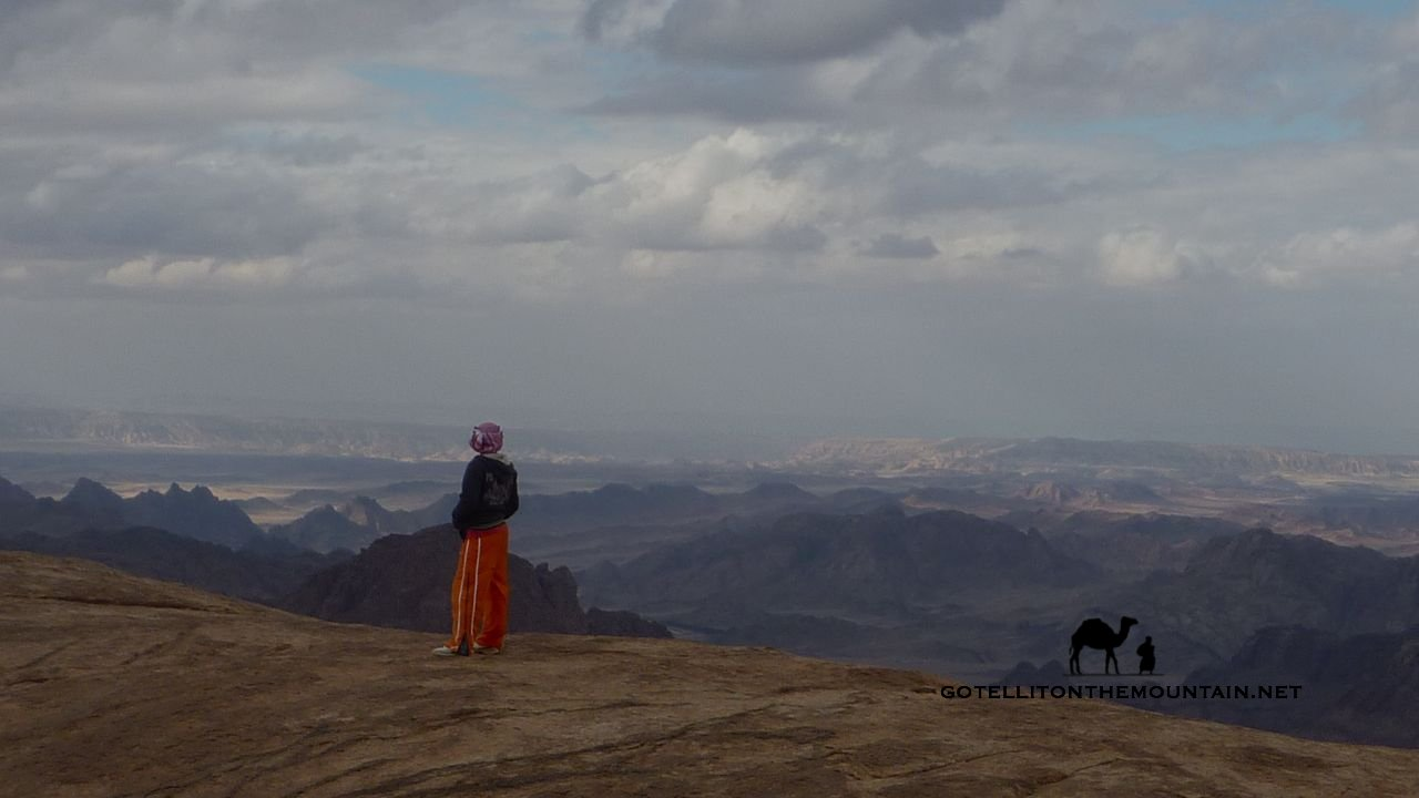 how to go to jabal yibir