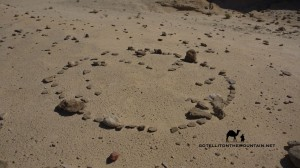 Grave, Sinai, Go tell it on the mountain_result