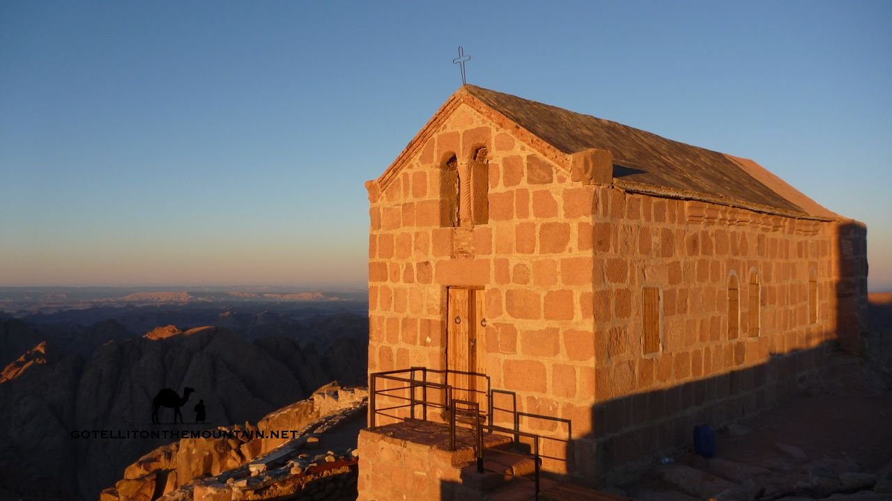 Sinai place names | Go Tell It on the Mountain